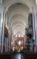 Inside the Dom Kirke