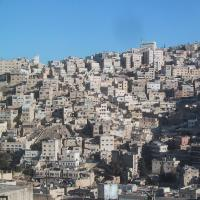 A Jebel in Amman