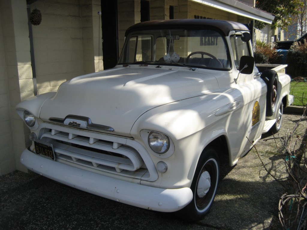 Old Chevrolet Pickup Truck