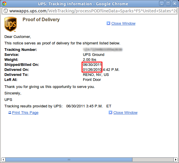 Ups surepost tracking number this ups surepost tracking number click