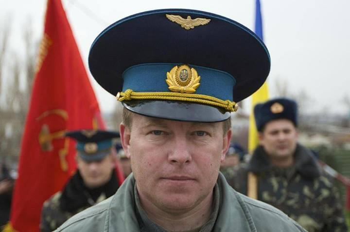 Colonel Yuri Mamchur, Hero of Belbek, UA