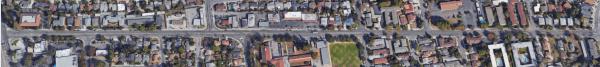 1 mile between Mathilda and Fair Oaks 10 intersections 1 grammar school 3 pedestrian crosswalks