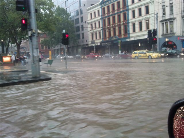 Flash Flood in Australia