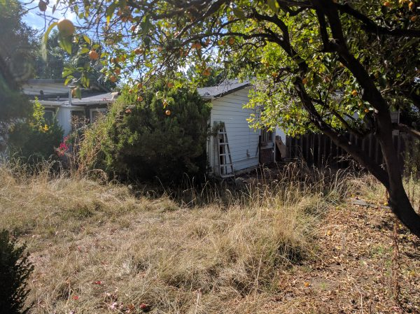 The neighbors of this derelict house in Sunnyvale are terrified at the prospect of it being replaced with housing for families.